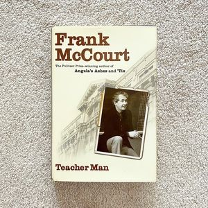 Teacher Man: A Memoir (Frank McCourt) large print